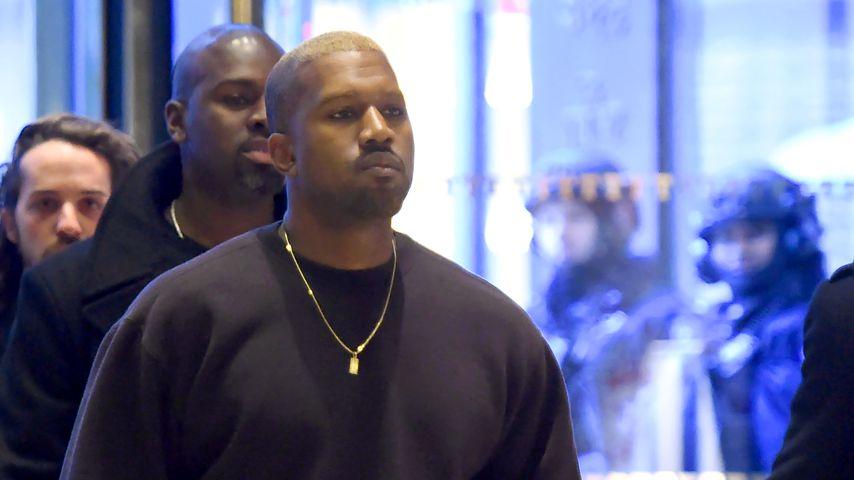 Nach Psycho-Breakdown: Kanye West klagt 10 Mio. Dollar ein!