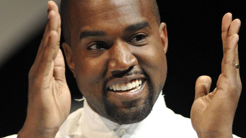 Kanye leistet Sozialstunden an Fashion-Schule ab