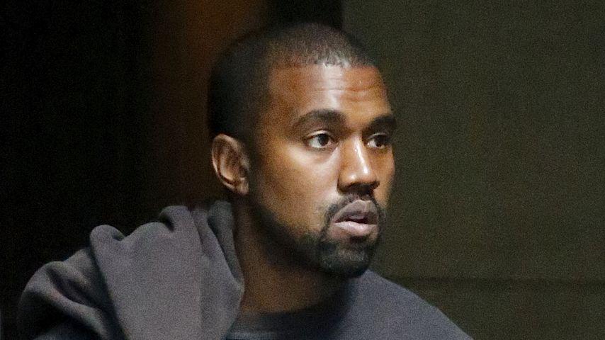 Erster Post verwirrt Fans: Kanye West jetzt bei Instagram!