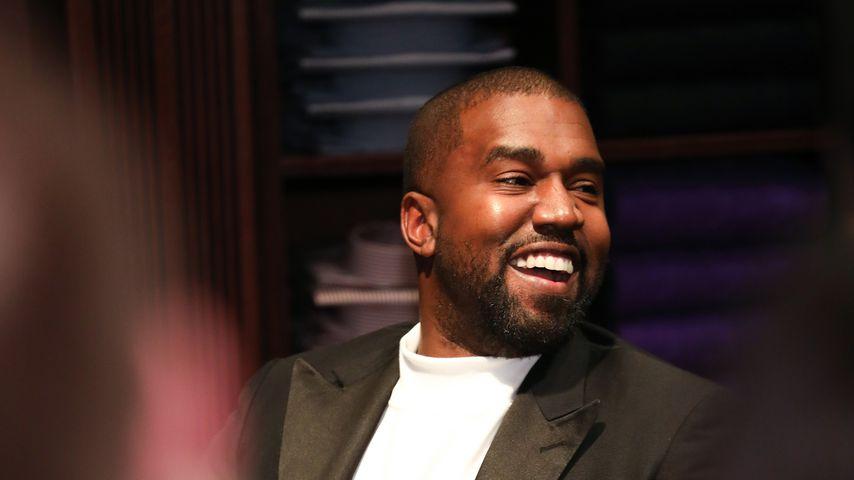 Kanye West im Oktober 2019