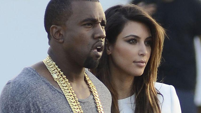 Kanye West geht wütend auf Fotografin los