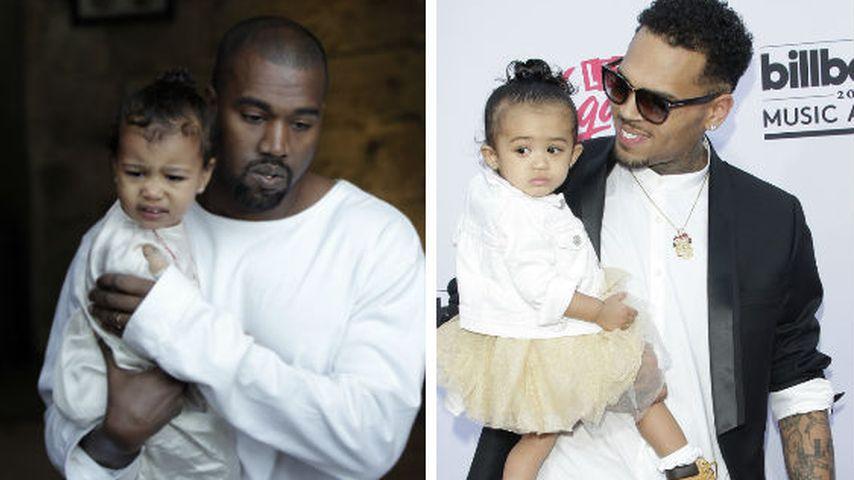 Kanye & Nori vs. Chris & Royalty: Wer ist das bessere Team?
