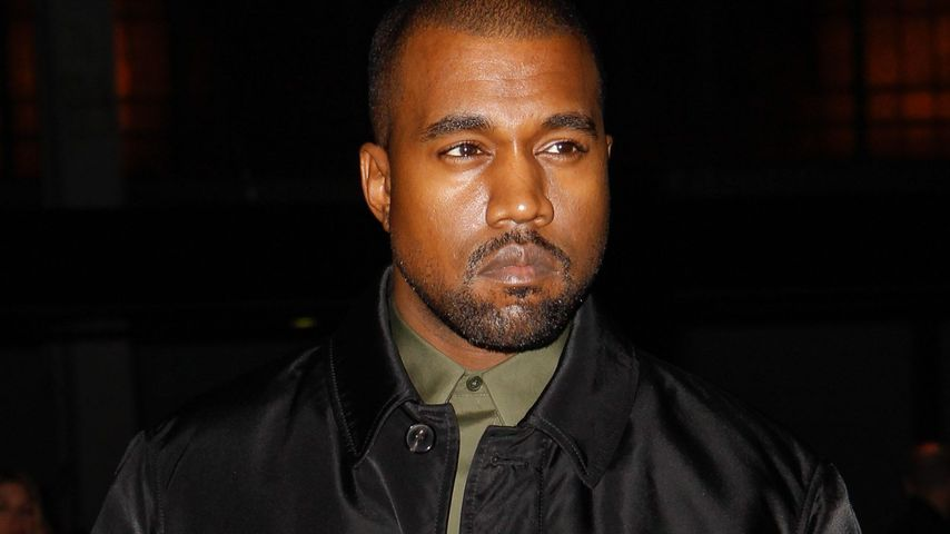 Mega-Panik: Kanye West fürchtet Entführung von Kim