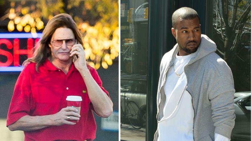 Bruce Jenner erklärt: Darum hat mir Kanye so geholfen!