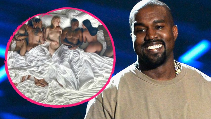 Kanye Wests Skandal-Video: Wachsfiguren kosteten 750.000$!
