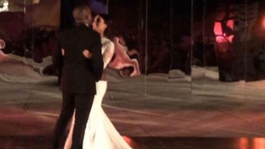 Liebes-Video: Hier zeigen Kim & Kanye ihren Hochzeitstanz