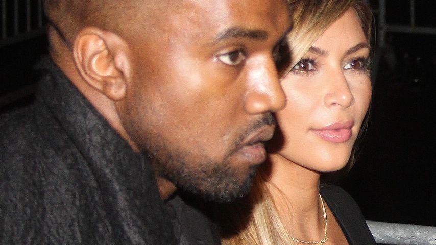 Kanye West leichtsinnig? Kein Ehevertrag für Kim!