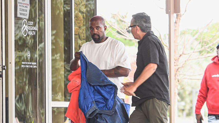 Nach Entschuldigung: Kanye West vor Notaufnahme gesichtet