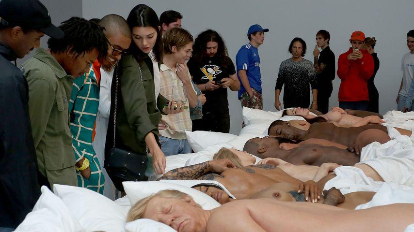 Für 4 Millionen! Kanye Wests Wachsfiguren werden verkauft