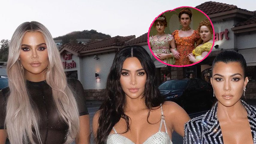 """Kardashians waren Inspiration für Familie bei """"Bridgerton"""""""