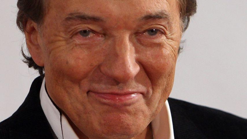 Überraschung: Krebskranker Karel Gott nimmt Preis entgegen