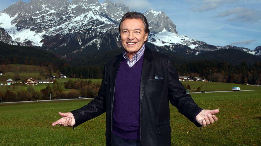 """Karel Gott bei """"Weihnachten mit Marianne und Michael"""""""