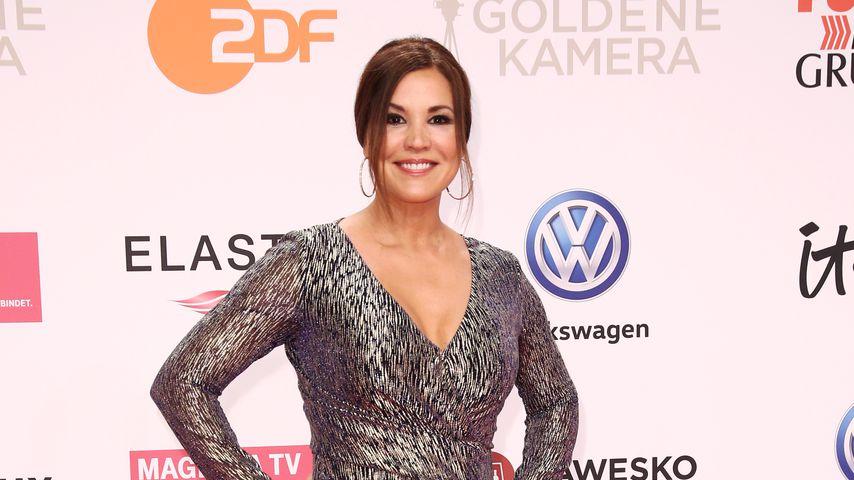 Karen Webb bei der Goldenen Kamera 2019