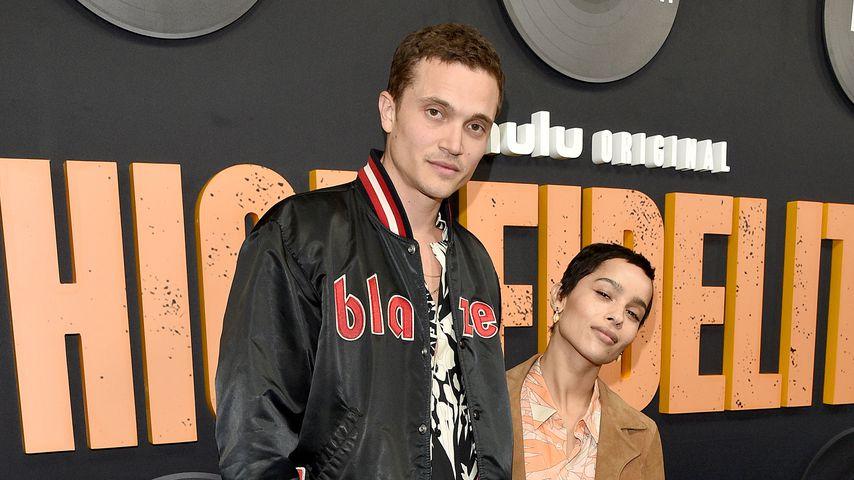 Zoë Kravitz und ihr Mann Karl rocken zusammen den Red Carpet