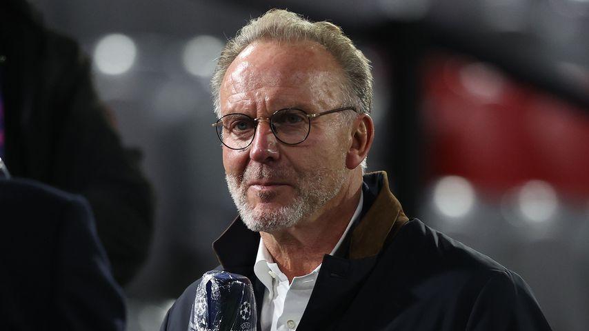 Karl-Heinz Rummenigge im Oktober 2020