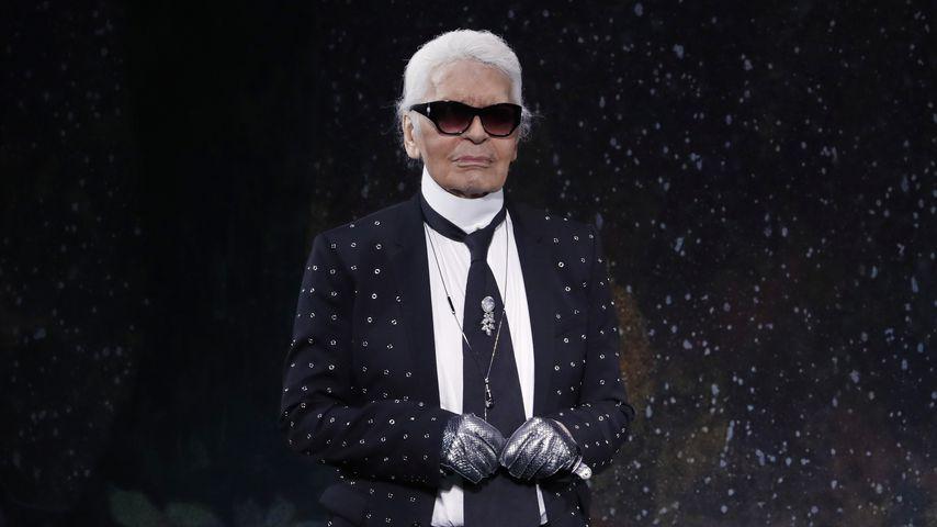 Karl Lagerfeld-Tribut: Stars gestalten ihm zu Ehren Mode
