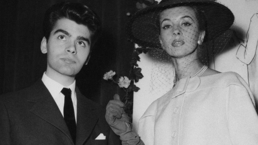 Karl Lagerfeld (†85): So sah der Modezar als junger Mann aus