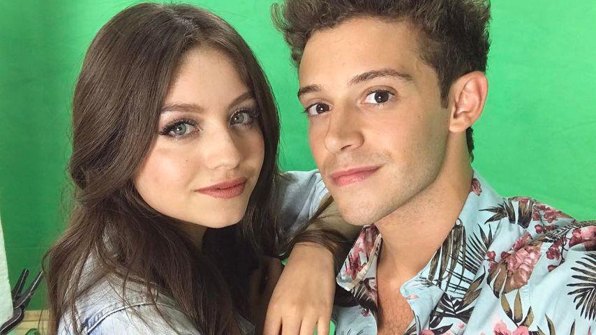 """Soy Luna""-Flirt: Sind Karol & Ruggero DOCH ein Liebespaar?"