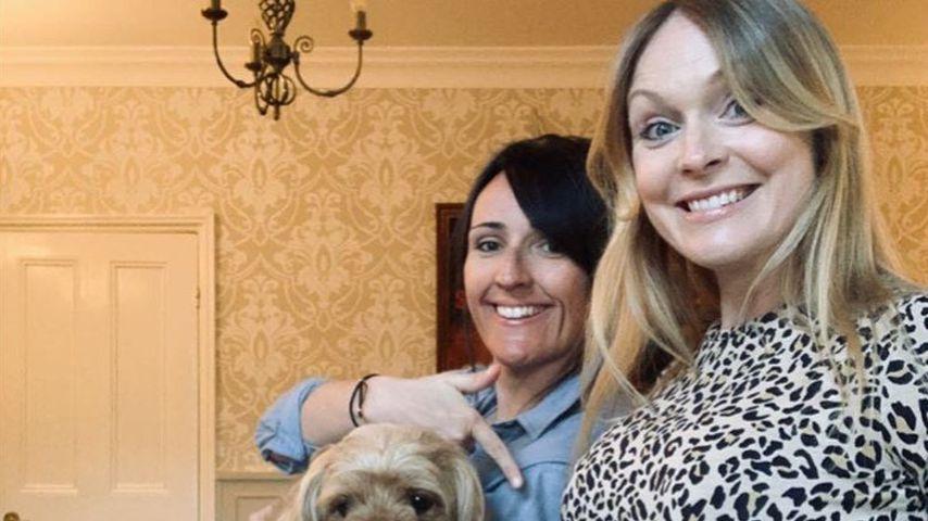 """Mit 44 Jahren: """"Emmerdale""""-Star Michelle wird erstmals Mama!"""