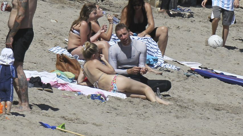 Kate Hudson und Chris Martin