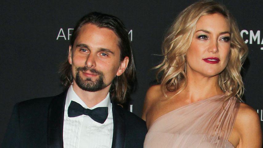 Kate Hudson & Ex Matt: Glücklich nach Trennung