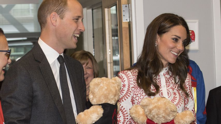 Sportlich & leger: So hat man Kate & William selten gesehen
