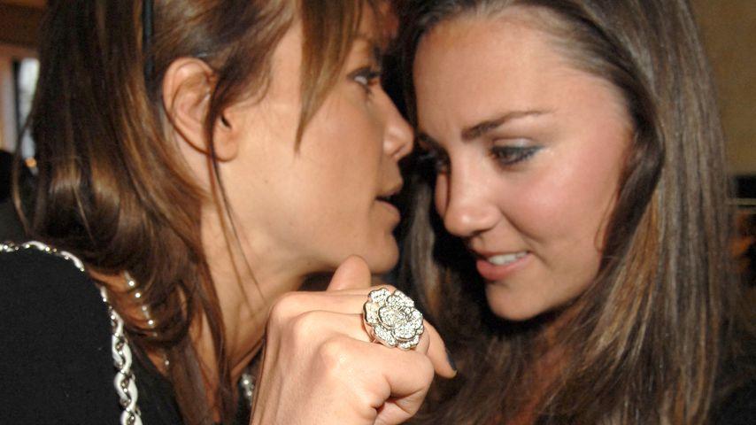 Tara Palmer-Tomkinson mit Kate Middleton 2007