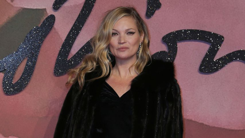 Kate Moss bei den Britain-Fashion-Awards in London