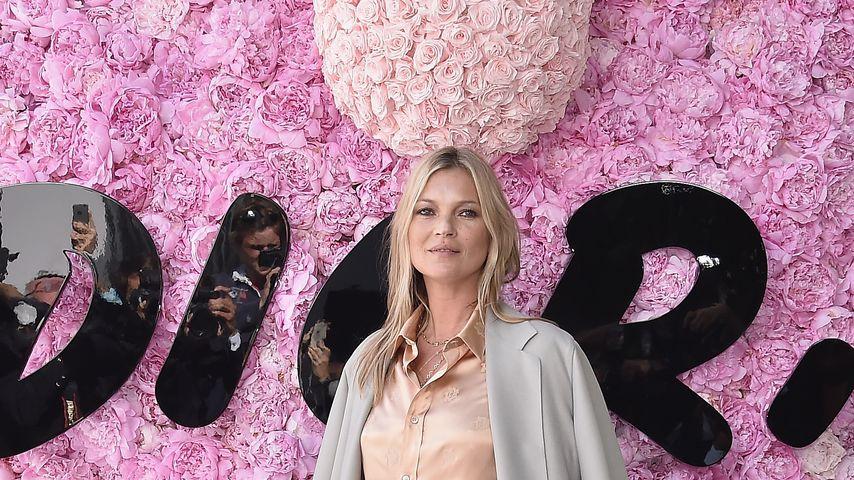Supermodel Kate Moss, Juni 2018