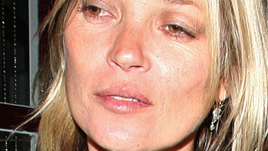 """Kate Moss: """"Ich dachte, ich muss sterben!"""""""
