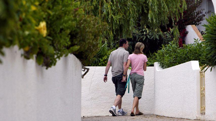 Kate und Gerry McCann in Lagos