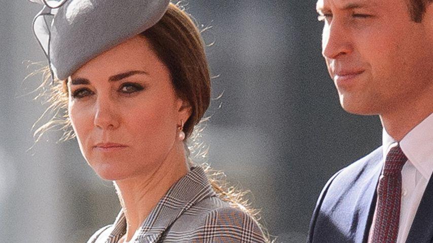 Wegen Kate: Prinz William hat richtig miese Laune