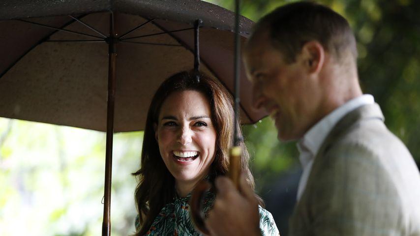 Wieder schwanger: Darum war es klar, dass Kate 3 Kinder will