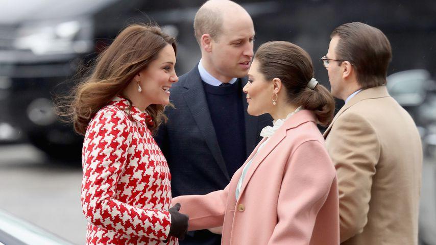 Bei 3. Kind: Hat Herzogin Kate echt Panik vor der Geburt?