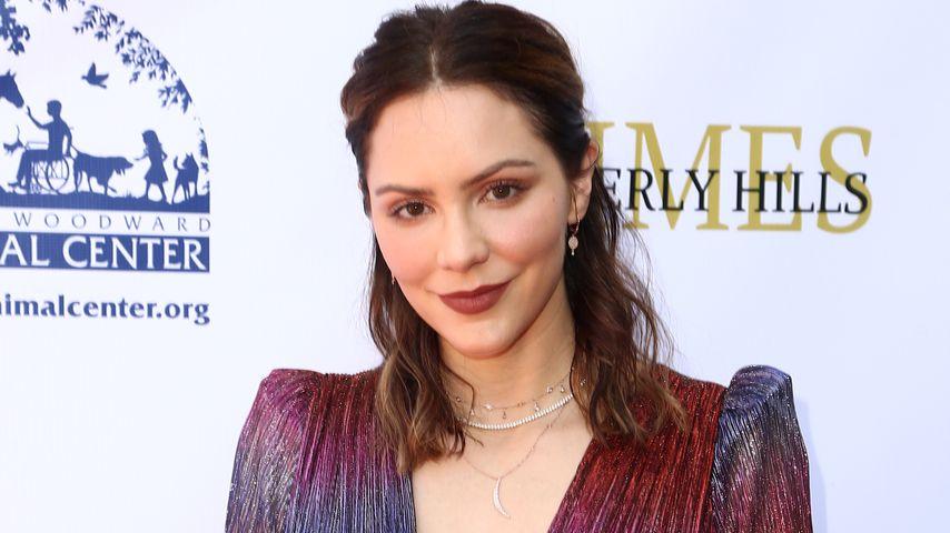 Katharine McPhee auf einer Preisverleihung im September 2019 in Los Angeles