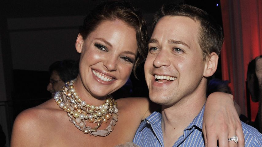 Katherine Heigl und T.R. Knight auf einer Party in Los Angeles