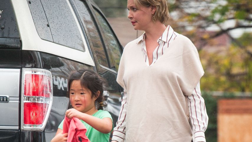 Katherine Heigl mit Tochter Naleigh