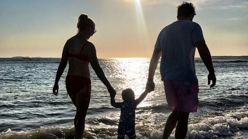 Katherine Heigl mit Ehemann Josh Kelley und dem gemeinsamen Sohn Joshua Kelley