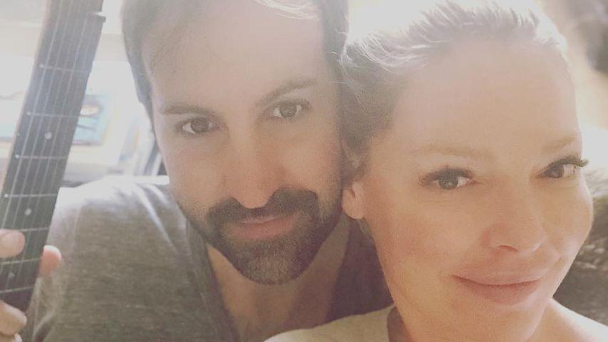 Katherine Heigl: Rührender Liebes-Post für Ehemann Josh
