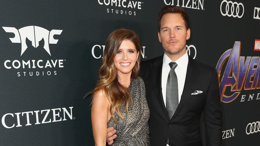 Katherine Schwarzenegger und Chris Pratt 2019 in Hollywood