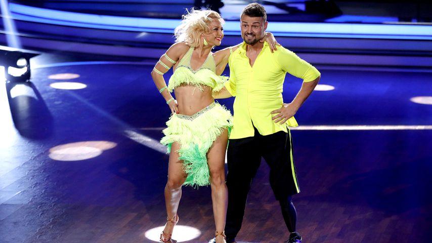 """Let's Dance"": Kathrin Menzingers größte Herausforderung"