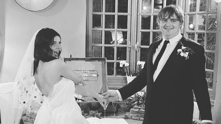 Gerade erst Verlobung verkündet: Pete Doherty hat geheiratet