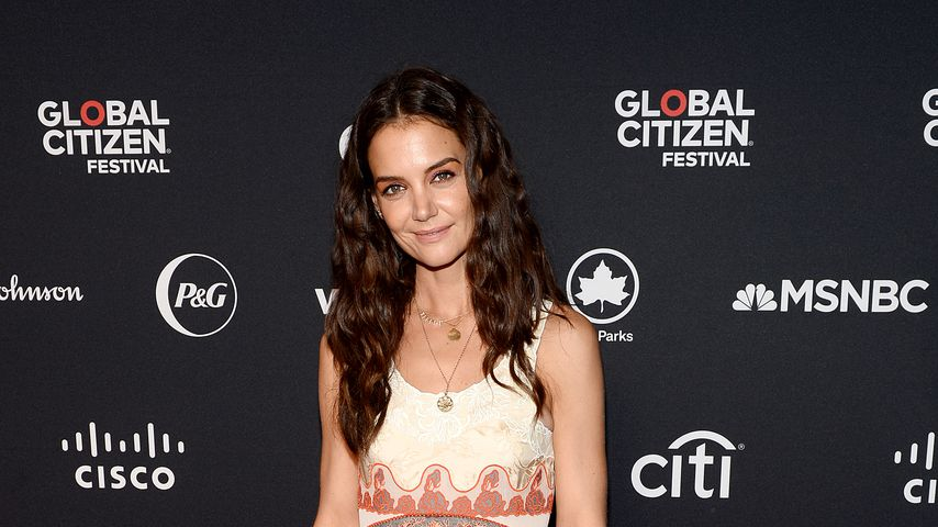 Katie Holmes beim Global Citizen Festival 2019