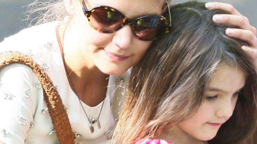 Katie Holmes: Diese Beauty-Tipps erteilt sie Suri