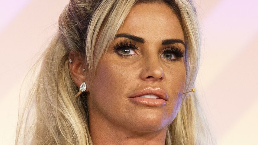 Katie Price, britisches Model