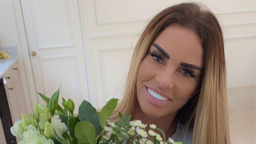 Verdächtiger Post: Erwartet Katie Price wieder Nachwuchs?