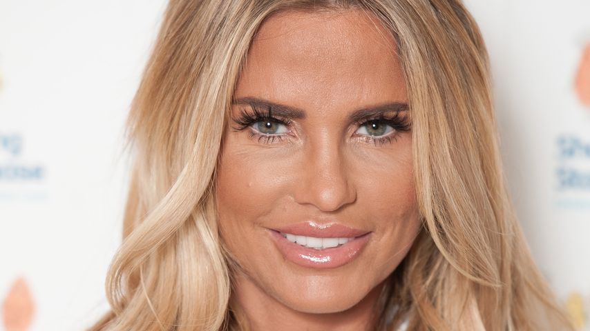 Katie Price im Mai 2016 in London