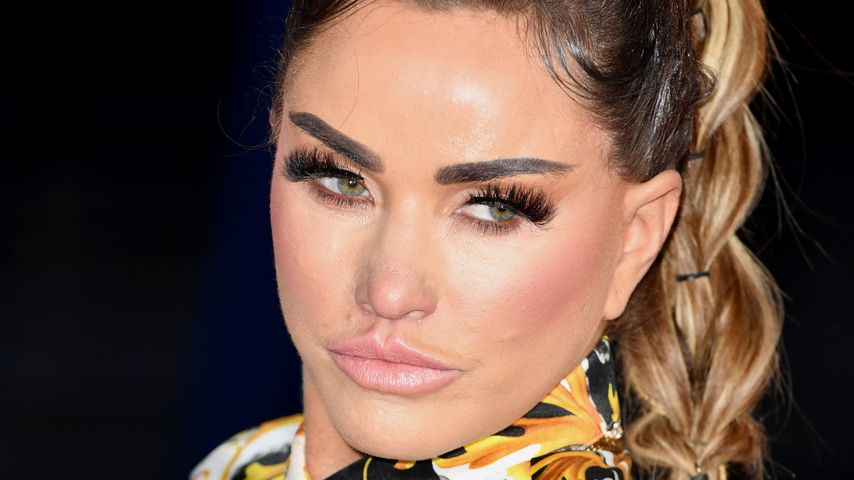 Katie Price bei den National Television Awards in London, September 2021