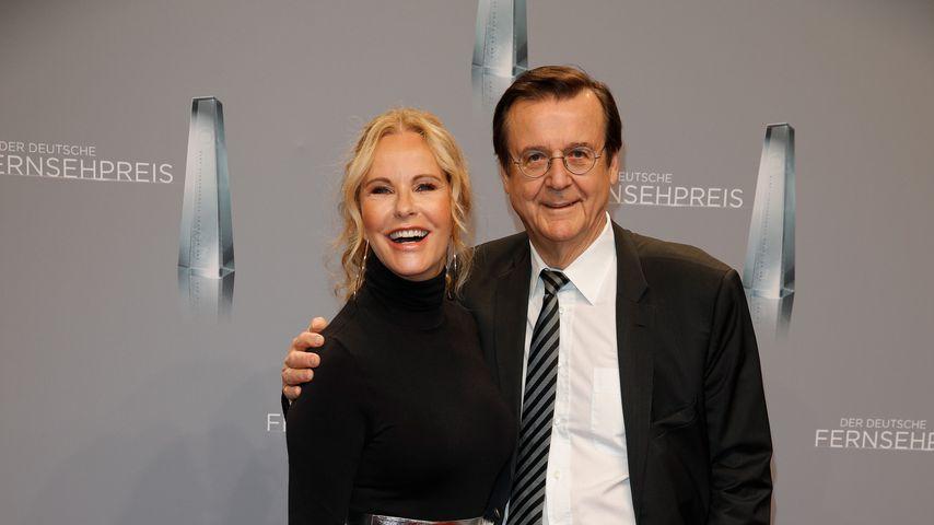 Katja Burkard & Hans Mahr: Das ist ihr Rezept für die Liebe!