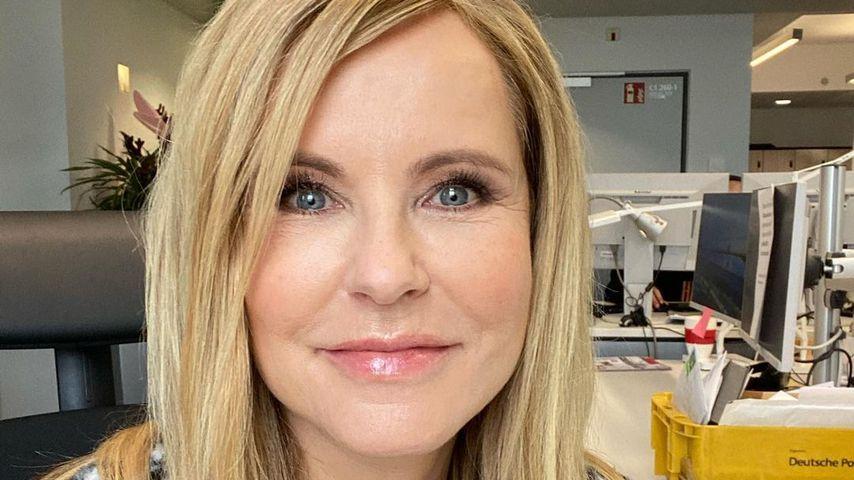 Katja Burkard: RTL-Moderatorin zeigt sich mit neuer Frisur